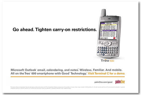 Original Treo Launch